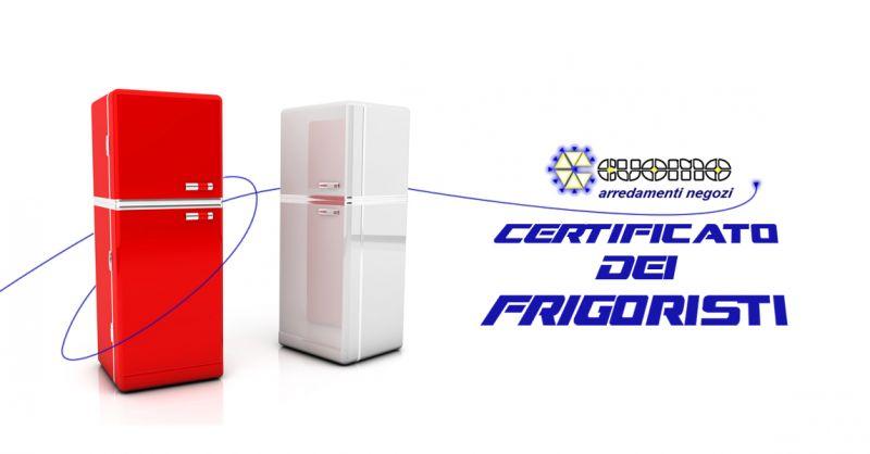 Offerta Certificato frigorista a Salerno - Promozione vendita frigoriferi certificati a Salerno