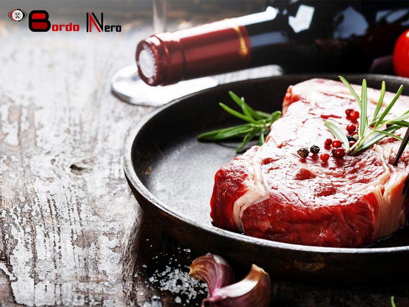 Offerta portale on line carne Lecce - Promozione portale on line macellerie Lecce - Bordo Nero
