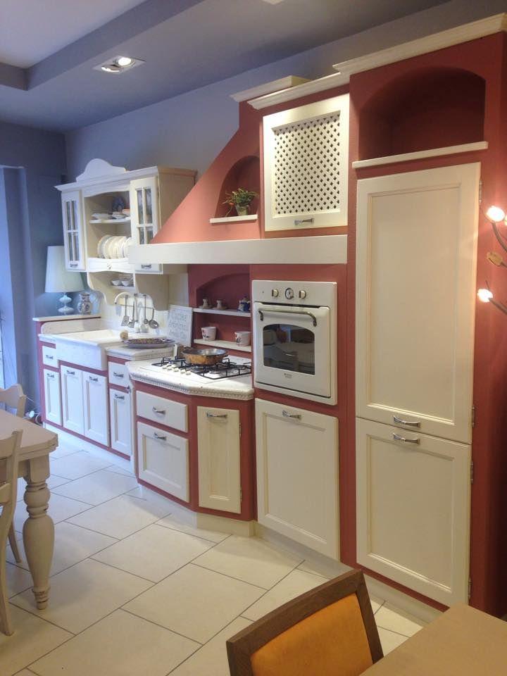 Offerta Cucina Maura Villaricca - Occasione Cucina  Maura in finta muratura - Sottocosto Cucina