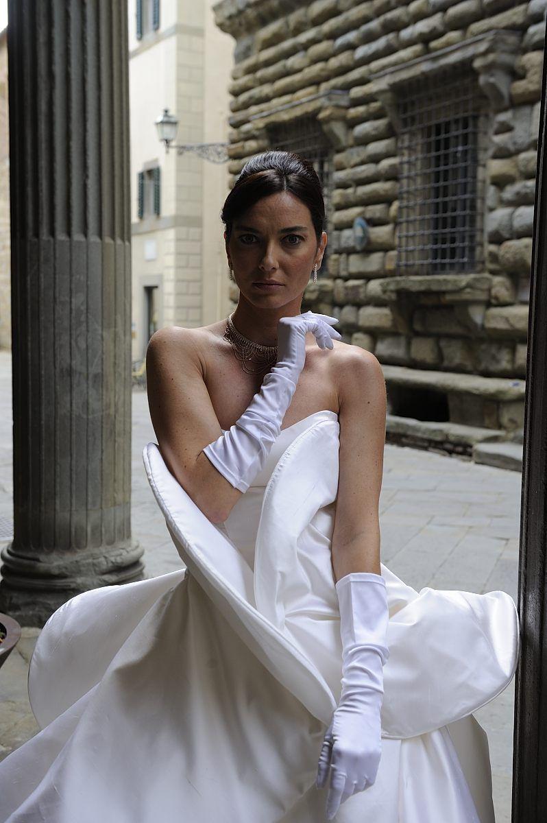 abiti sposa su misura Siena