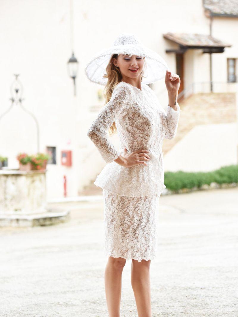 Promozione abito da sposa - Offerta abito su misura - Siena - Sinalunga