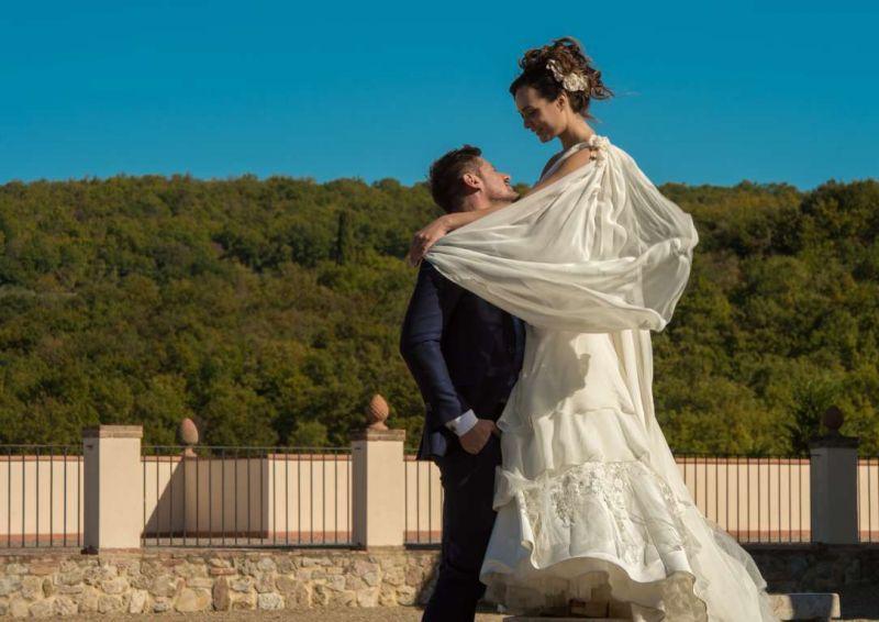 Promozione abito sposa - Offerta abito sposo - Sartoria su misura- Arezzo - Zea Couture
