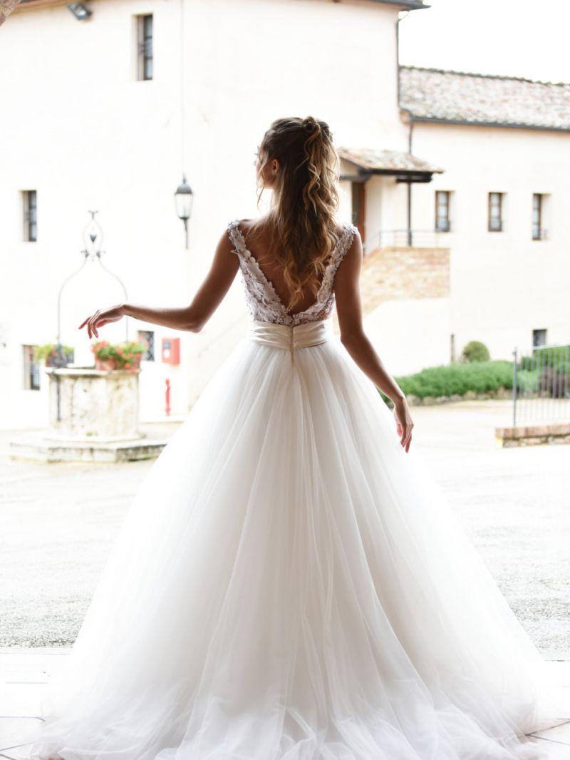 Promozione abito da sposa - Offerta abito su misura - Sinalunga - Zea Couture