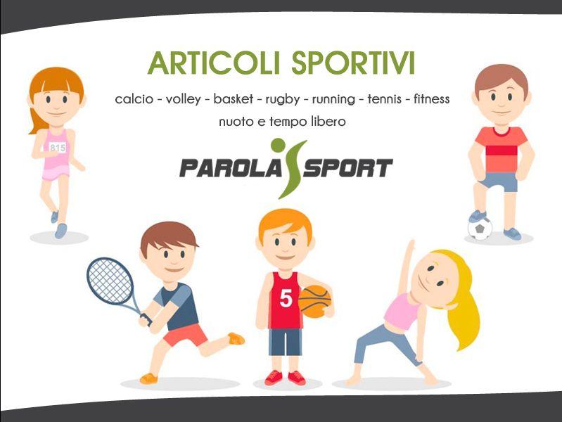 Offerta Negozio di articoli sportivi Cuneo  - Promozione accessori sportivi Cuneo - Parolasport