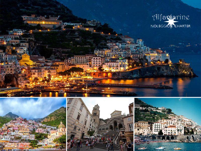 Offerta Tour Sorrento Positano Amalfi  - Promozione Tour organizzati Sorrento Positano Amalfi