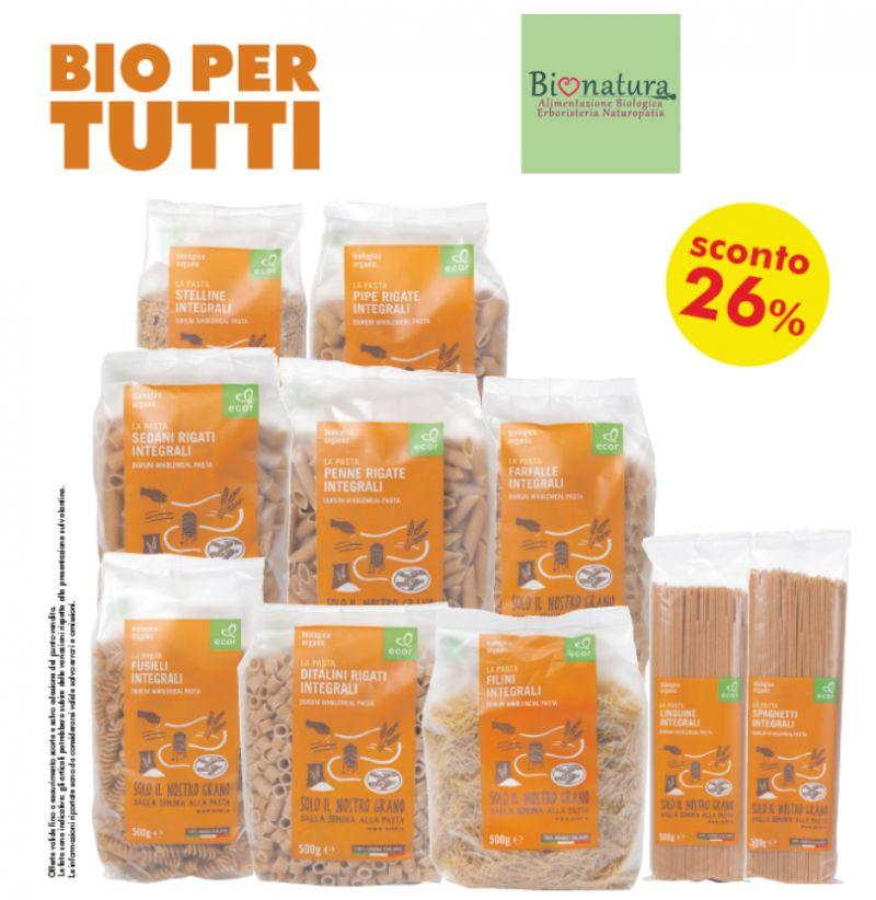 Promozione vendita prodotti biologici a Viareggio