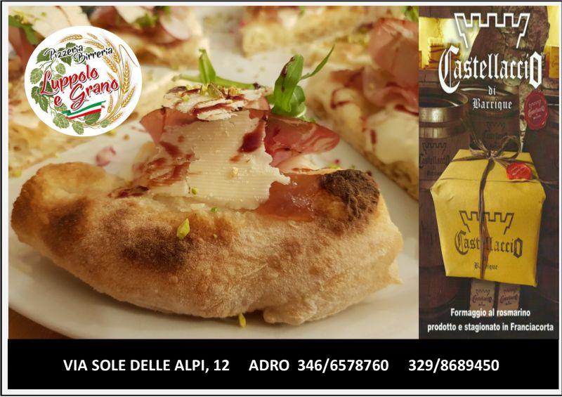 offerta pizza kamut-promozione-gluten free senza glutine-luppolo e grano birreria pizzeria