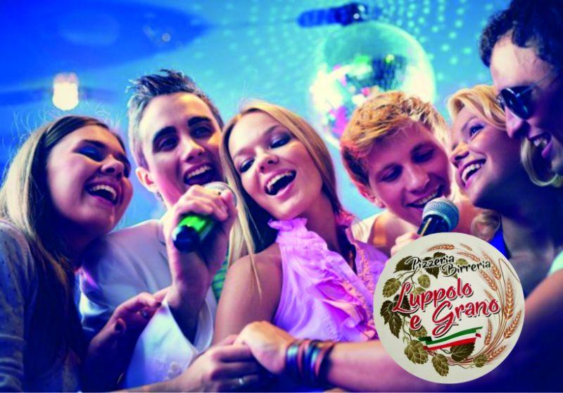 offerta karaoke speciale menu venerdi sera-promozione menu karaoke domenica sera