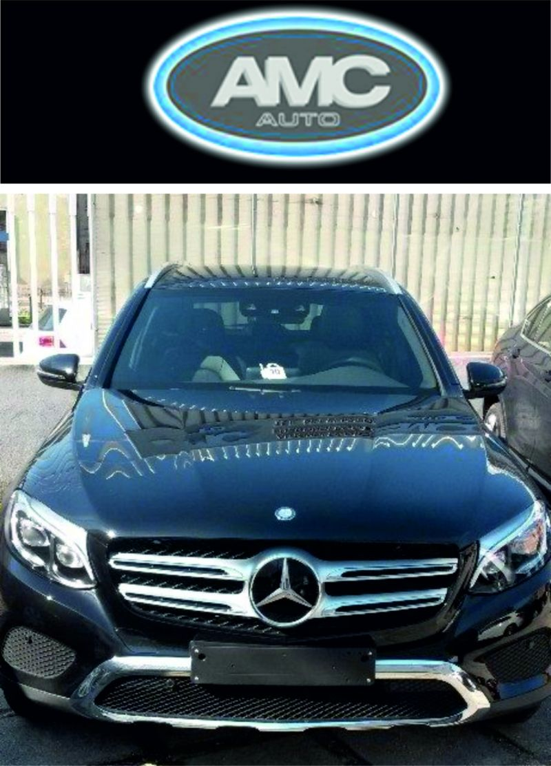 Offerta MERCEDES-BENZ GLC 250 d 4Matic Exclusive - Occasione Mercedes Usata Napoli Pompei