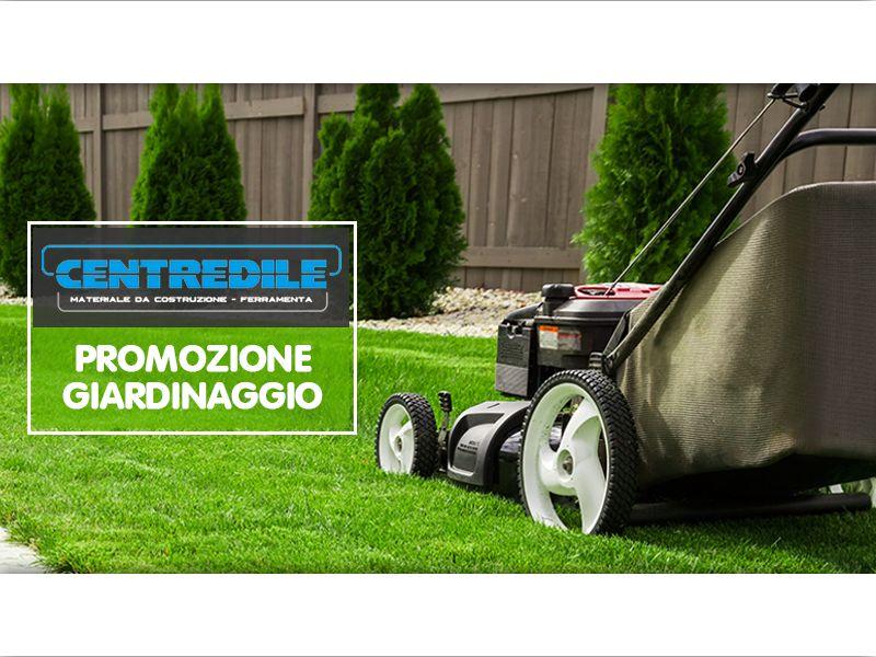 Centredile srl - offerte articoli per giardinaggio - occasione attrezzature per giardinaggio
