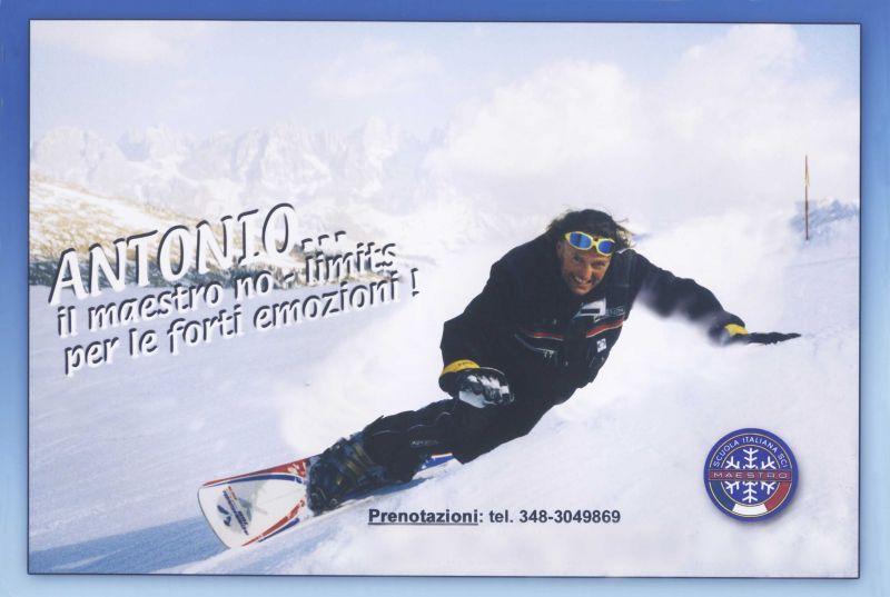 Offerta lezioni Individuali di Sci ad Asiago - Promozione Sconto Lezioni singole di Snowboard