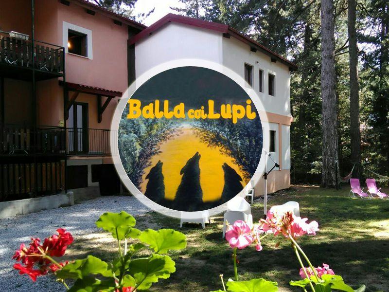 offerta finesettimana a camigliatello silano - promozione residence balla coi lupi