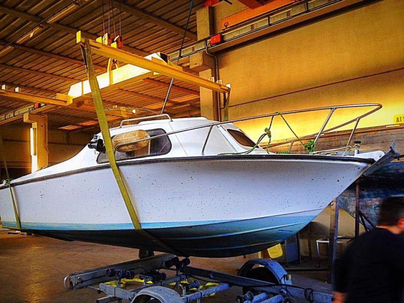 Rimessaggio barche imbarcazioni Umbertide - rimessaggio gommoni Umbertide - La.Vir. Service