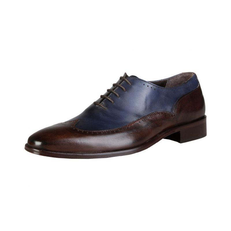 offerta scarpa Coda di rondine uomo - vendita scarpa vera pelle fatta a mano