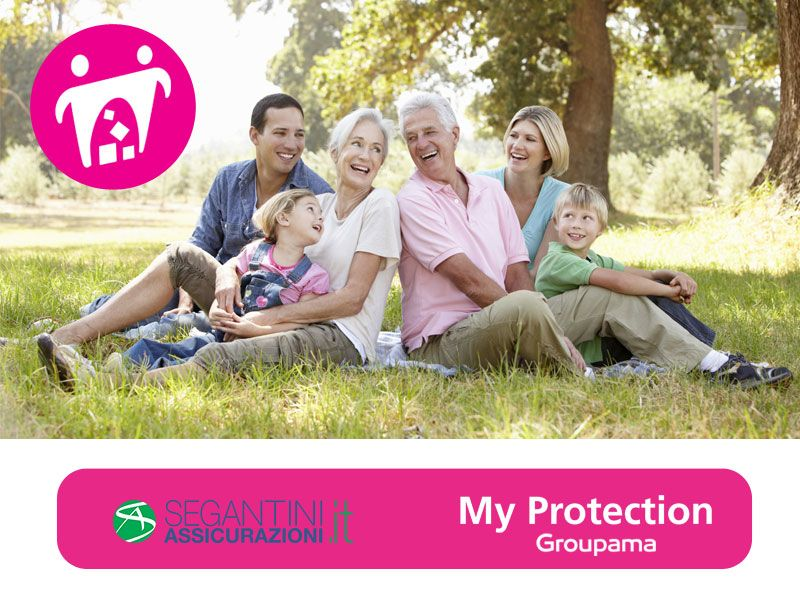 offerta assicurazione salute my protection - promozione my protection groupama