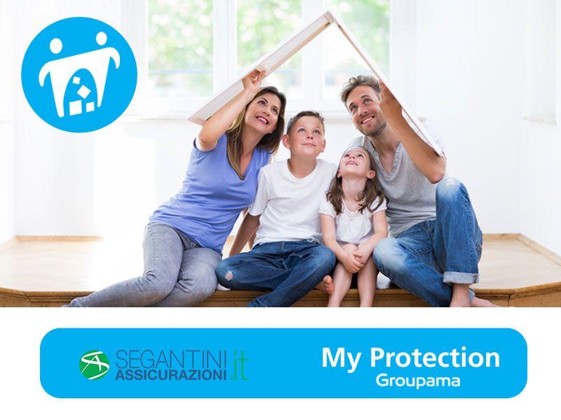 offerta assicurazione casa my protection - promozione my protection groupama