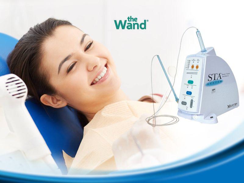 Offerta anestesia indolore - Promozione anestesia computerizza - Centro Dentale Signori