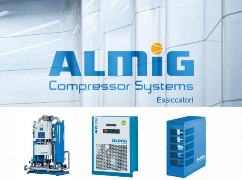 ALMIG offerta essiccatori aria compressa-promozione ciclo frigorifero assorbimento italia almig