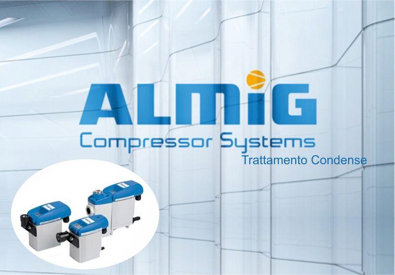 ALMIG offerta trattamento condense aria compressa-promozione normative depurazione italia almig