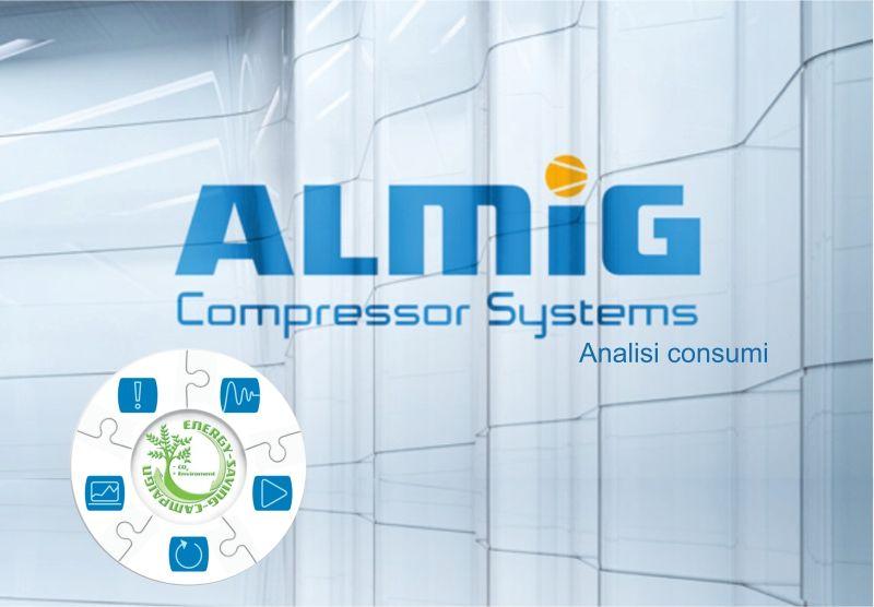 ALMIG offerta analisi dei consumi aria compressa-promozione risparmio energetico italia almig