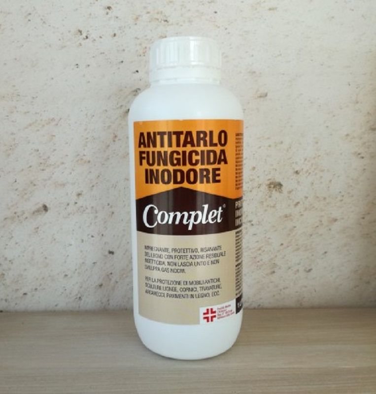 offerta ANTITARLO  COMPLET - Occasione vendita ANTITARLO INODORE contro attacco insetti legno