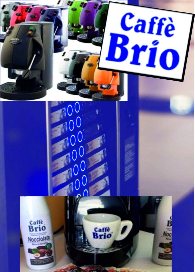 Offerta caffè distributori automatici cialde caffè - Occasione caffè Brio Napoli
