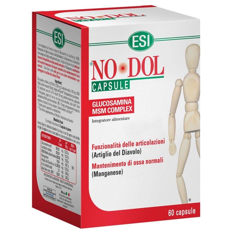 offerta vendita integratori per dolori articolari muscolari - occasione No Dol integratore ESI