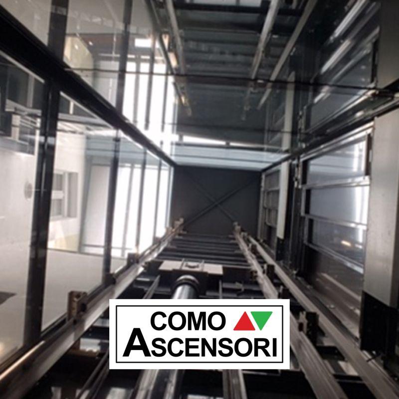offerta progettazione ascensori - promozione installazione montacarichi como