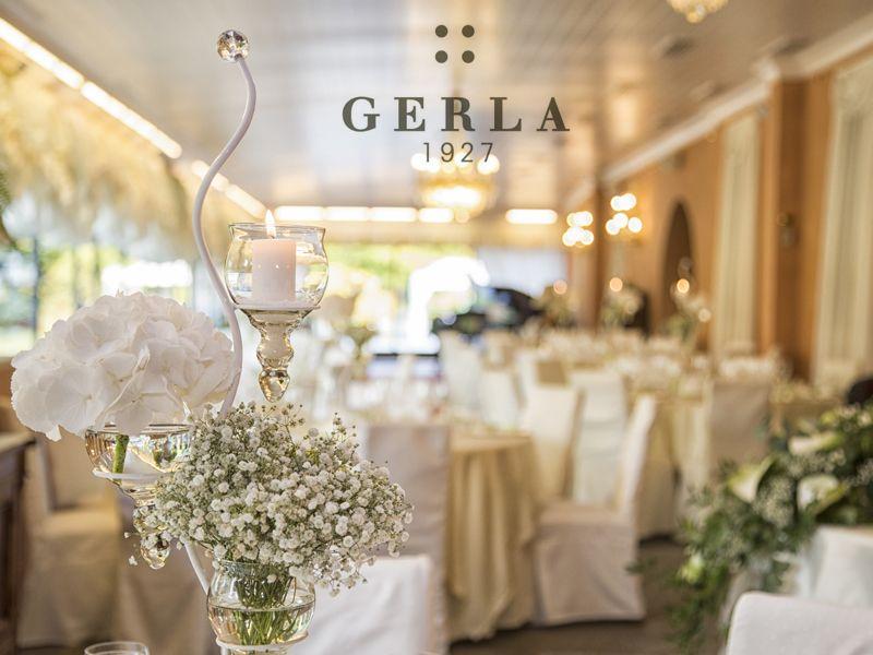 Offerta Catering Matrimoni a Torino - Promozione Catering Matrimonio a Torino - Gerla 1927