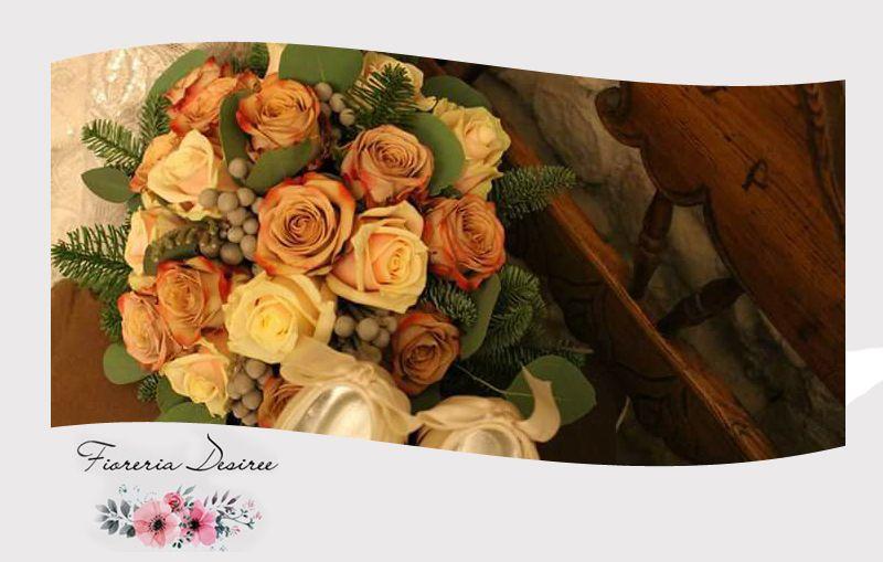 Offerta Realizzazione bouquet da Sposa - Fioreria Desiree