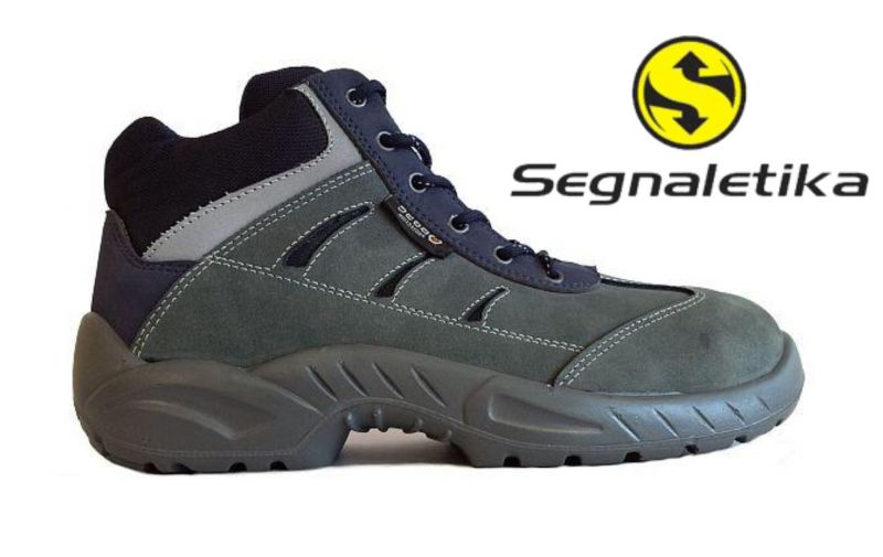 Offerta scarpe antifortunistica base b0169 greenwich s3 src - segnaletika srl Trieste