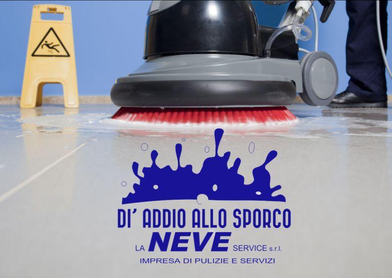 Offerta servizio pulizia pavimenti gress porcellanato - Promozione pulizie pavimenti Verona