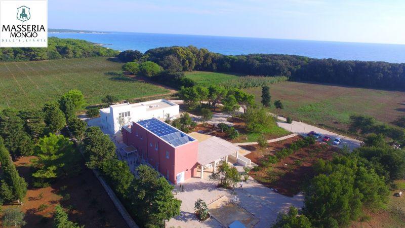 Angebot Übernachtung an der Adriaküste - Förderung Urlaub auf dem Bauernhof in der Seen Lecce