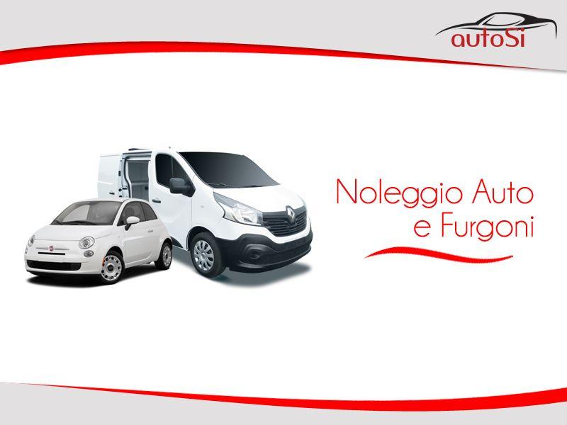 Offerta noleggio auto e furgoni lungo termine Torino - Promozione noleggio furgoni - Autosi