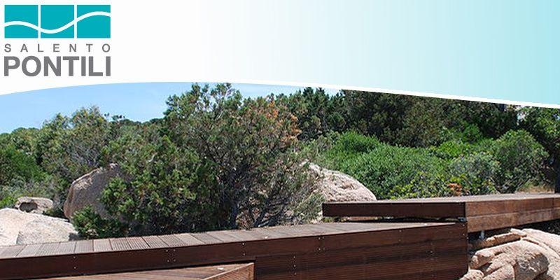 Offerta realizzazione pedane - Promozione costruzione solarium stabilimenti balneari