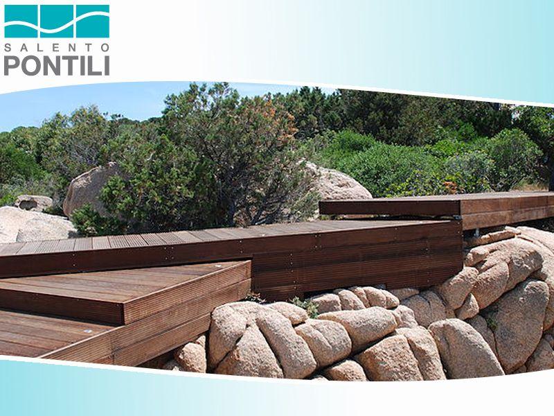 Offerta pedane solarium strutture rimovibili stabilimenti balneari lidi