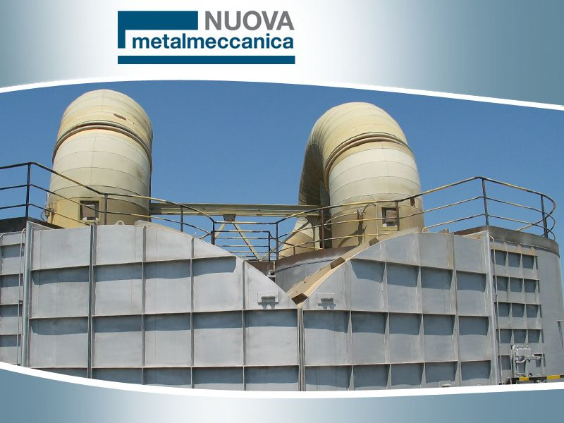 Nuova Metalmeccanica offerta per costruzione carpenterie in acciaio
