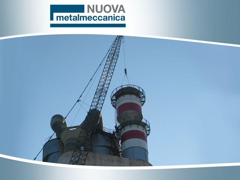 Nuova Metalmeccanica offerta per manutenzione macchine e impianti per cementerie