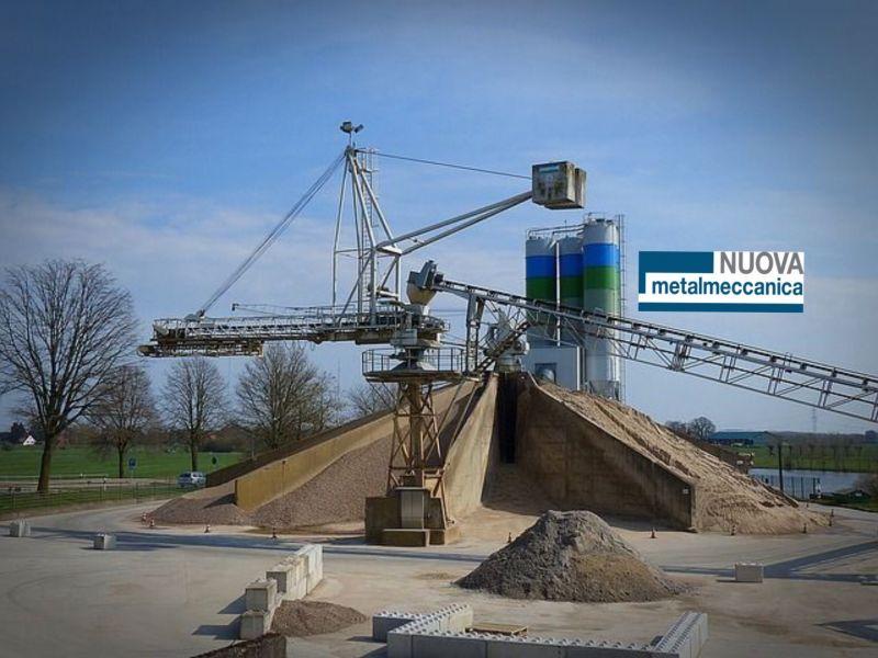 Nuova Metalmeccanica Offerta per Manutenzione impianti per cave - stazioni di betonaggio