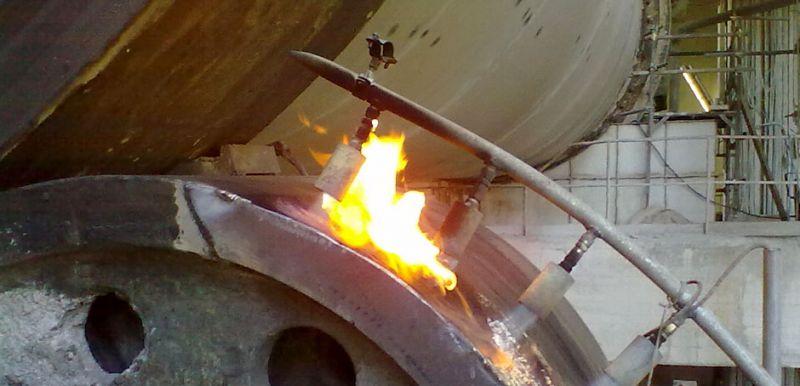 Nuova Metalmeccanica offerta per manutenzione impianti per fonderie
