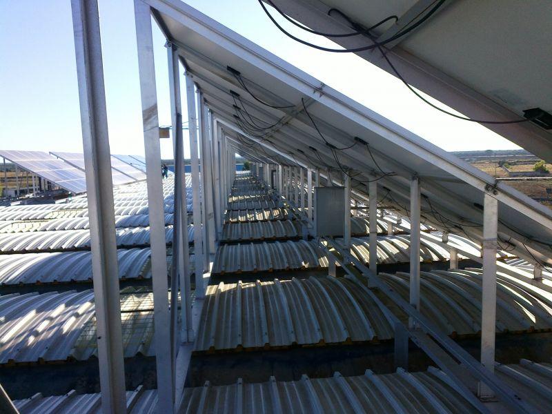 Nuova Metalmeccanica offerta sistemi sostegno pannelli fotovoltaici impianti fotovoltaici