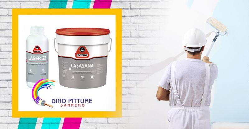 offerta pittura antimuffa fungicida saremo - boero laser 23 casasana ventimiglia