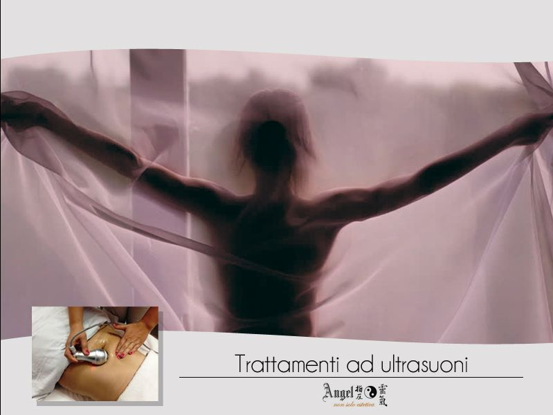 Offerta trattamenti ultrasuoni cav - Promozione trattamenti bellezza  - Estetica Solarium Angel