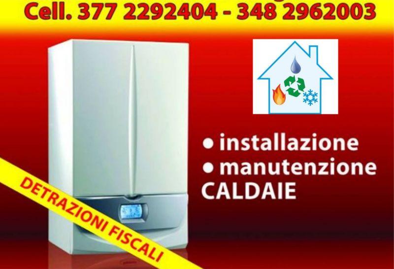 offerta installazione e riparazione caldaie a udine - occasione servizi di pulizie  sgomberi ud