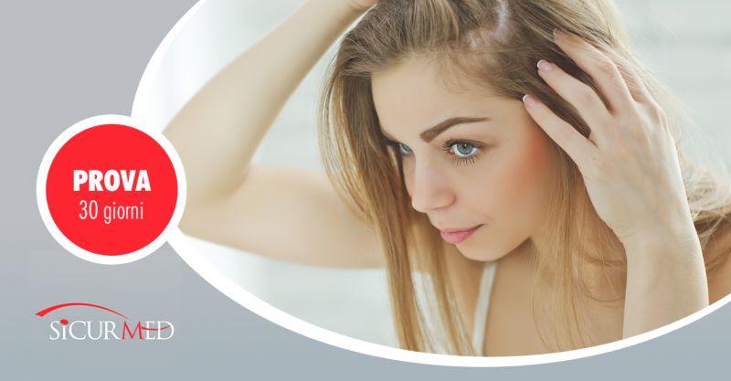 offerta trattamento alopecia aerata donne - promozione prova 3t ionix di sicurmed