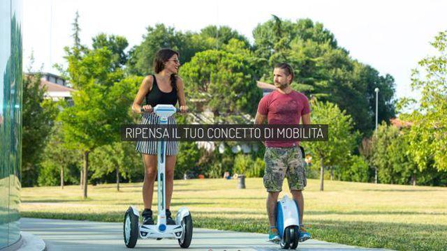 Offerta vendita veicoli elettrici per mobilità ecologia - Promozione Airwheel Niu e  KSR Verona