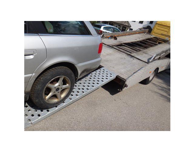 Offerta Ritiro automezzo a domicilio - Ritiro autovettura con mezzo proprio autorizzato Verona