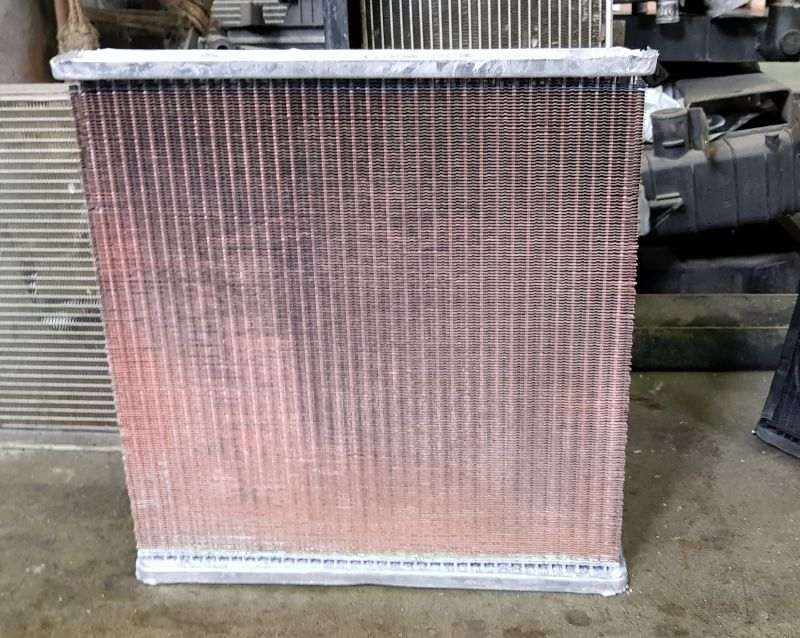 Offerta sostituzione masse radianti Todi - GMR