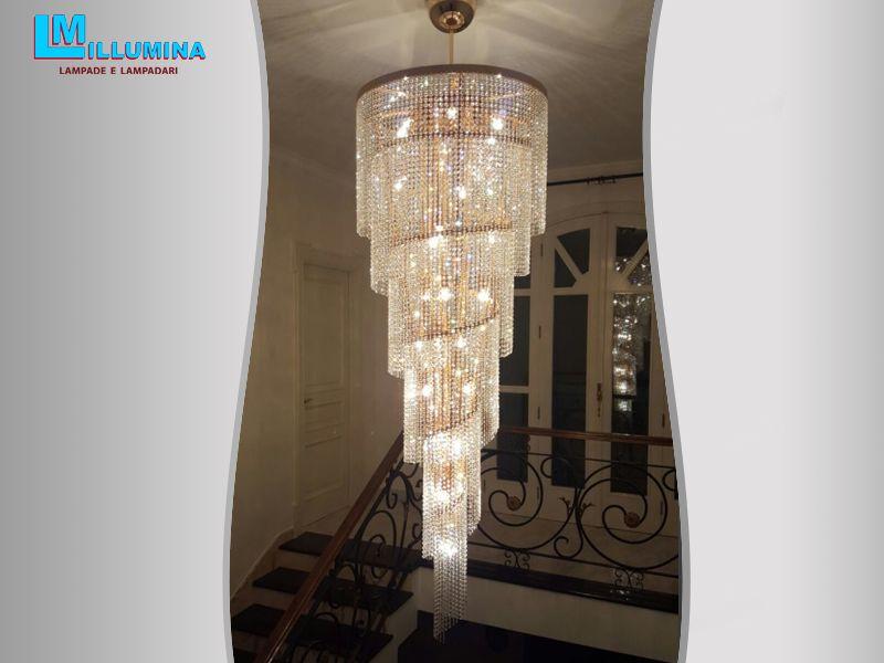 Offerta Svendita articoli Illuminazione  - Promozione lampadari - LM Illumina