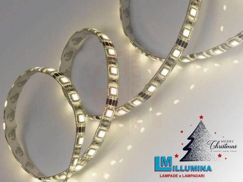 Offerta Vendita Lampade Strip su misura - Promozione Vendita Lampadari Natale - LM Illuminal